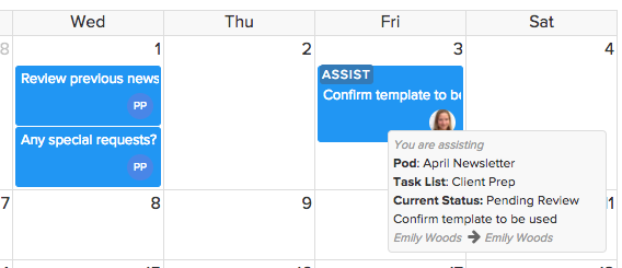 calendar-clientview